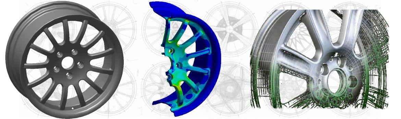 Oficina de Ingeniería Ingeniería Mecánica Servicios CAE Simulación FEM